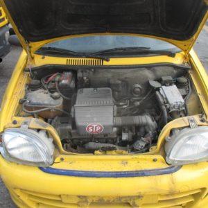 RICAMBI FIAT 600 SEICENTO SPORTING 1.1 BENZINA GIALLO MOTORTECNO PARCO AUTO