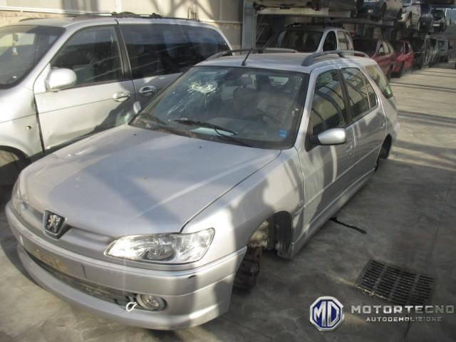 RICAMBI PEUGEOT 306 SW STATION WAGON GRIGIA MOTORTECNO PARCO AUTO