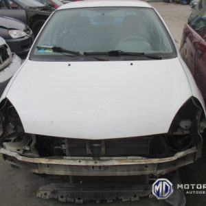 ricambi Renault Clio II restyling 2 serie bianca 2001 2006