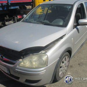ricambi per Opel Corsa C 1.3 MTJ Diesel 2000 2006 5 Porte Grigia Motortecno autodemolizione