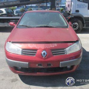 ricambi per Renault Megane cabriolet II Serie Rossa 1.6 16V Benzina Motortecno Autodemolizione