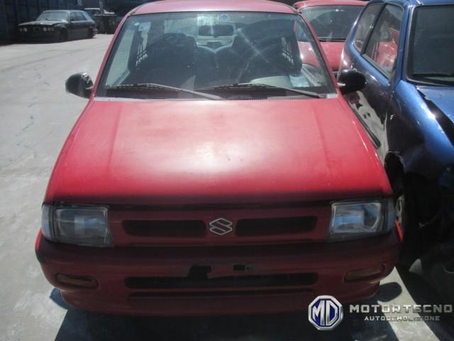 ricambi per Suzuki Alto IV V 1.1 Benzina 1994 2003 rossa Motortecno Autodemolizione