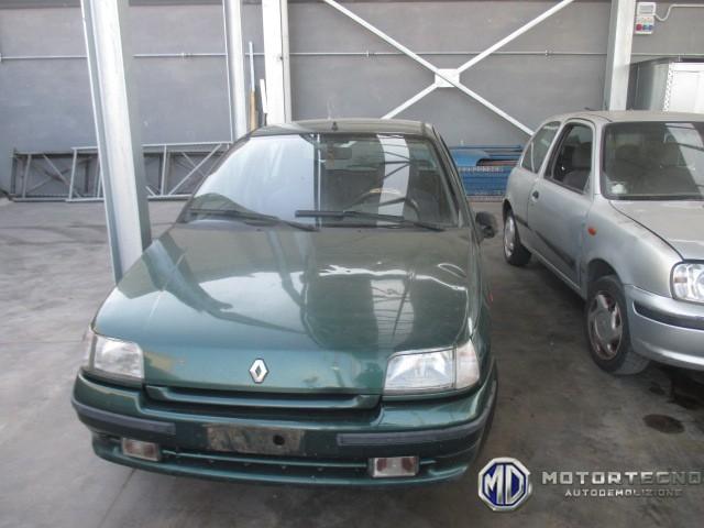 RICAMBI RENAULT CLIO I BENZINA VERDE MOTORTECNO PARCO AUTO