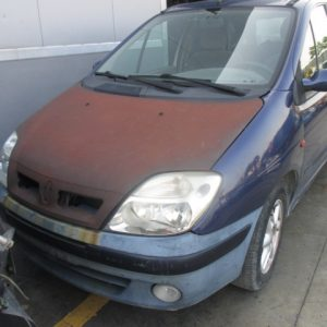 RICAMBI RENAULT SCENIC 1.9 DCI TURBODIESEL BLU MOTORTECNO PARCO AUTO