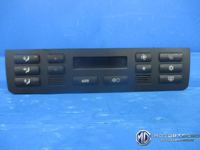 Centralina Comando Clima A C Bmw Serie 3 E46 6956319 Aria Condizionata Automatico Digitale
