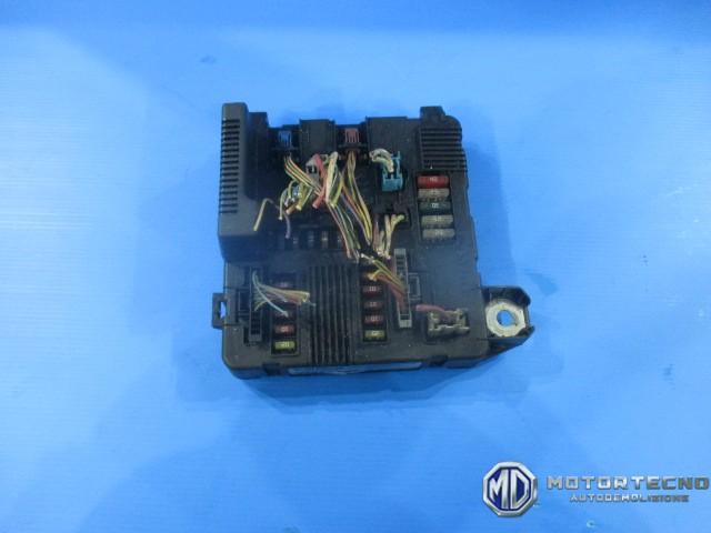 Scatola Portafusibili Bodycomputer Renault Megane Ii1 5