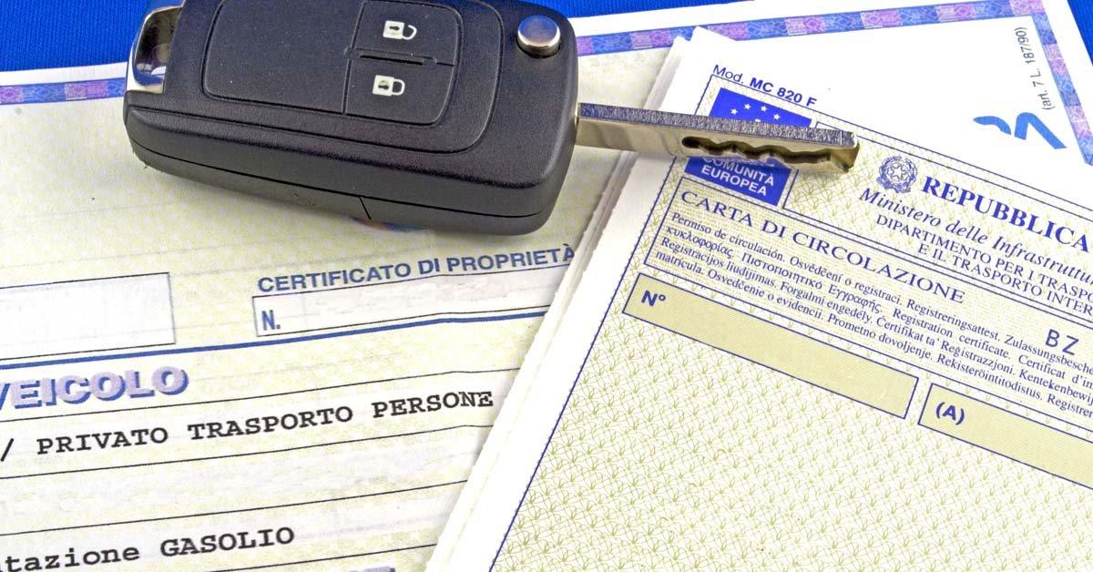 certificato rottamazione motortecno