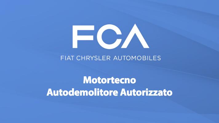 Autodemolitore FIAT