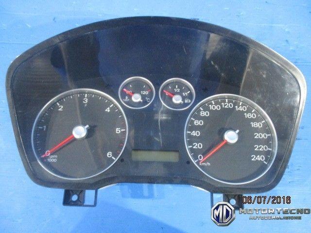 Quadro Strumenti Tachimetro 3m5t10849gj Ford Focus C Max 2003 2006 2 0 Tdci